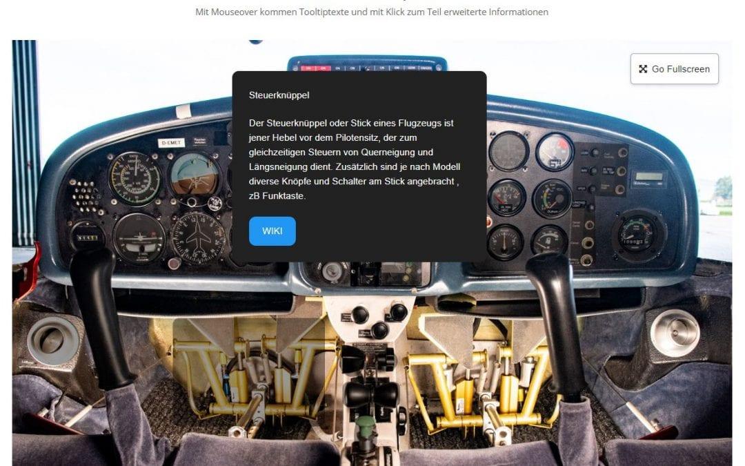 Neue Darstellung der Flotte – DEMET ist online